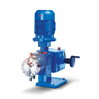 LEWA ecoflow diaphragm metering pump all around talent