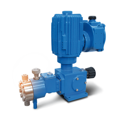 LEWA FC laboratory pumps